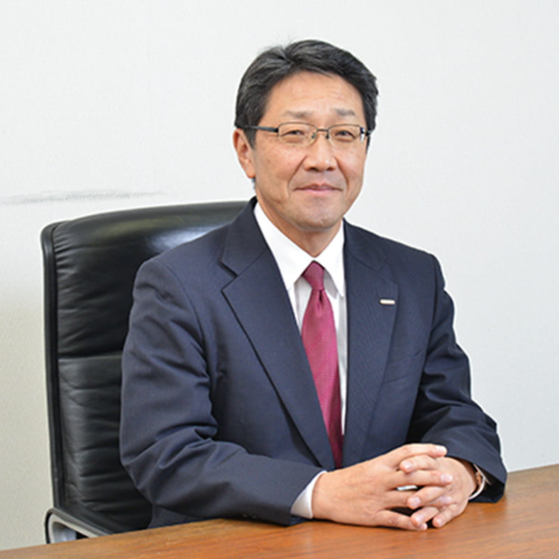 代表取締役社長 橋本正一